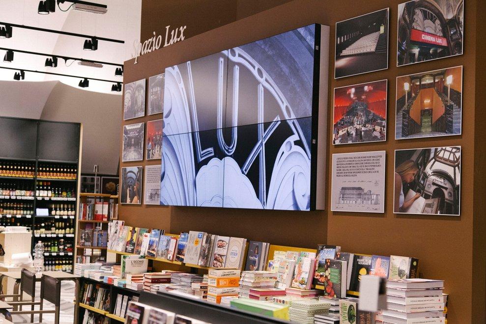 La Credenza Torino Galleria San Federico : Ecco com è la nuova coop in galleria san federico di