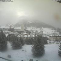 Ecco la neve, le immagini in tempo reale delle webcam