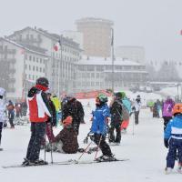 Finalmente la neve sul Piemonte: immagini dalle montagne imbiancate