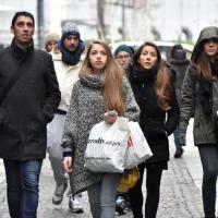 Partenza vivace a Torino per i saldi invernali
