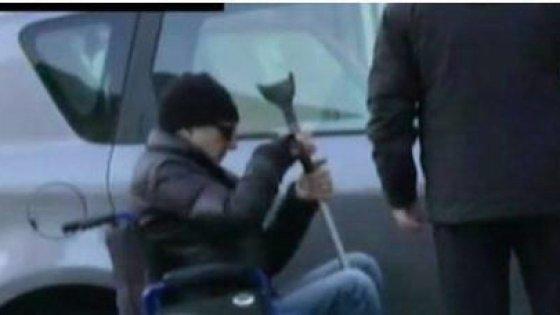 Sedie A Rotelle Torino : Sulla sedia a rotelle per avere la pensione condannato a torino il