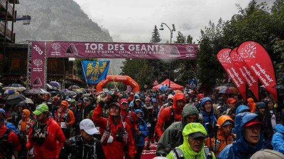 """Valle d'Aosta, la Regione """"silura"""" il Tor des Géants: """"Faremo da soli un nuovo ultratrail"""""""