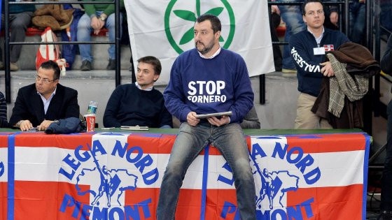 """164918759 f81d63db f893 4fa8 af68 d70b7c56978c - Torino, Salvini chiede e ottiene di rinviare il processo per vilipendio della magistratura: """"Troppi contagi"""""""