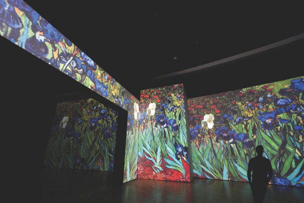 """""""Van Gogh Alive"""", arriva a Torino la mostra che ti """"immerge"""" nelle opere di Vincent"""