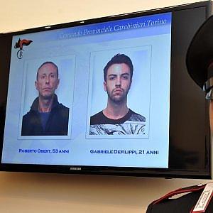 """Le nuove dichiarazioni di Obert sul delitto di Castellamonte: """"Ho cercato di fermare Gabriele mentre uccideva Gloria"""""""