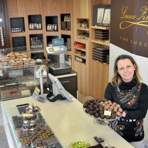 Il cioccolato migliore ora nasce a Collegno dai fratelli Zuccarello