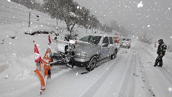 Un metro di neve previsto in montagna, weekend di inverno vero sul Nord Ovest