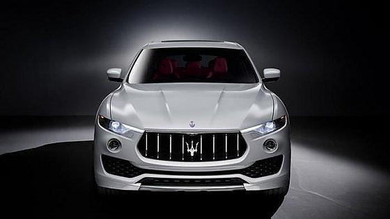 Il Levante e le altre: ora la gamma Maserati è completa