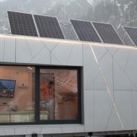 Courmayeur, non consuma energia e si adatta all'uomo: ecco la casa del futuro