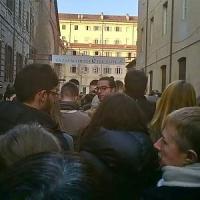 Torino, ressa da concerto rock