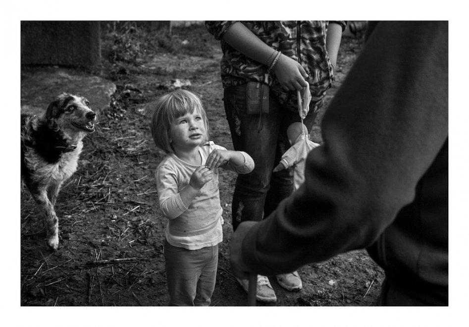 """""""Noi ritorniamo alla terra"""", a Torino le famiglie rurali di Vignolini"""