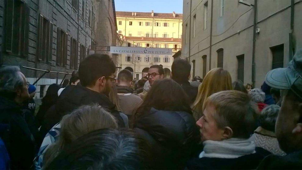 Una folla rock per Piero Angela a Torino, nel trentacinquesimo anniversario di Quark