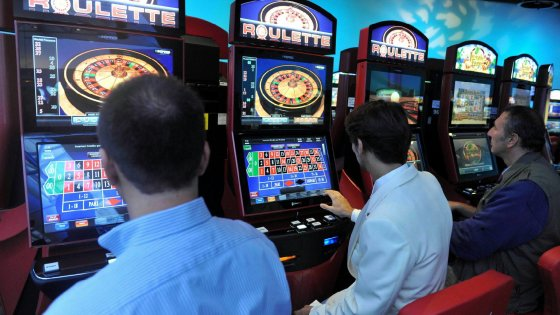 Slot machine la repubblica