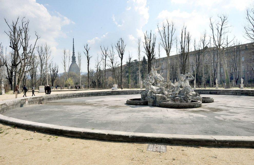 Giardini reali visitare luoghi ec torino