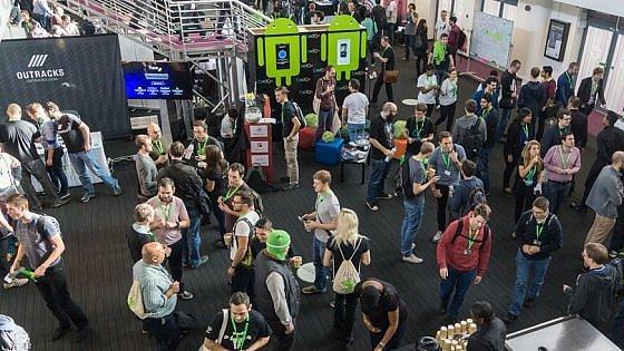 """Astrobee, il """"drone intelligente"""" della Nasa protagonista della fiera di Android a Torino"""