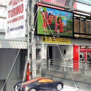 Al parco del Valentino il Salone dell'auto: obiettivo mezzo milione di visitatori