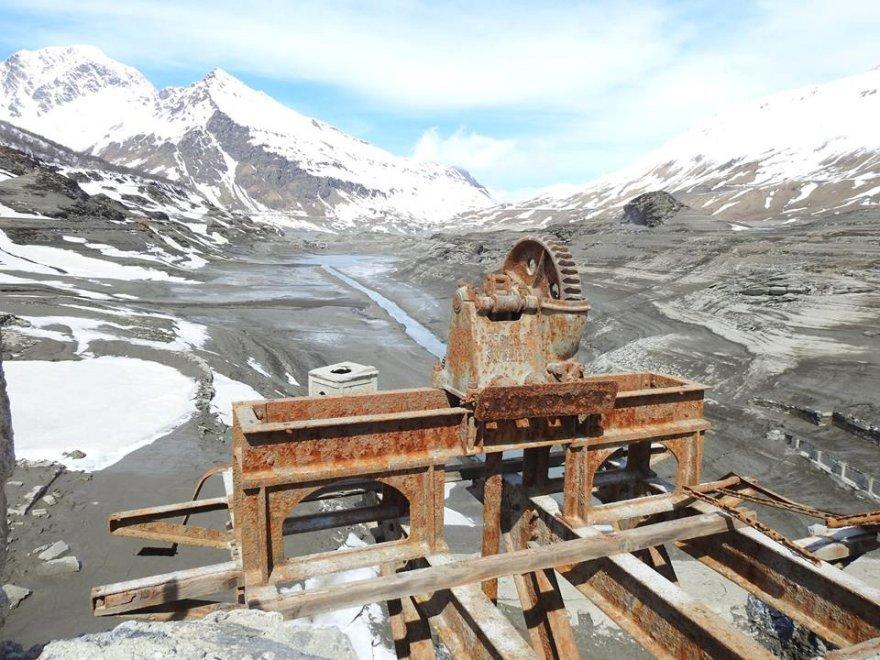 Case ponti antichi bunker val di susa il lago svuotato for Cabine del lago vuoto