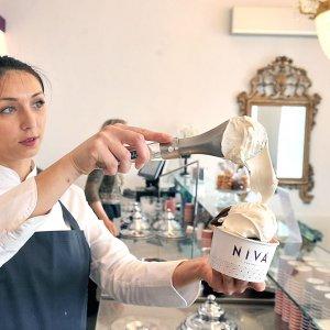 Niva, la novità del gelato che nasce sotto la Mole ma è arrivata a Cannes