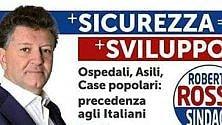 Rosso come Berlusconi si scrive l'inno elettorale
