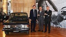 Cinquant'anni fa Gianni Agnelli al vertice Fiat