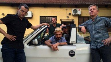 """I Subsonica """"tradiscono"""" Torino. A Milano  il primo concerto per i 20 anni della band"""