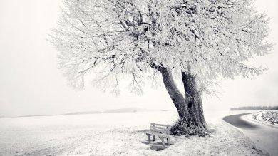 Primavera ancora fredda. E nel weekend del Primo maggio neve anche sotto i 1500 metri