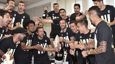 La Juve anticiperà a sabato 14 maggio  la festa in in centro per il quinto scudetto