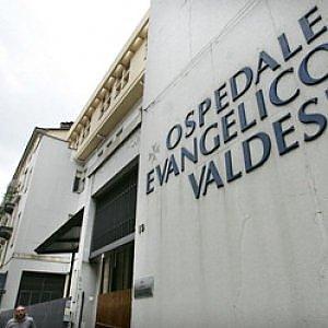 Torino, entro l'anno riapre l'ospedale Valdese