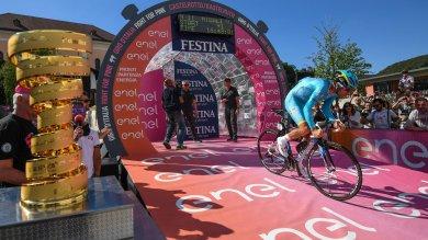 Arriva il Giro d'Italia, due giorni di festa Piano del Comune per limitare i disagi