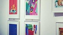 Illustri, l'arte grafica  in mostra alla Caracol  Art Shop Gallery