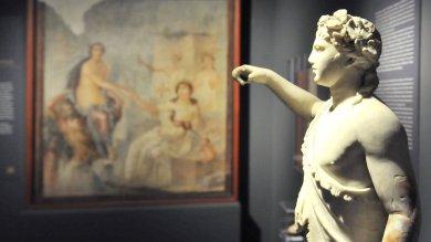 """Egizio: mille visitatori al giorno,  numeri da record per """"Il Nilo a Pompei"""""""