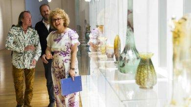 """Gam, la direttrice Christov-Bakargiev  guida d'eccezione alla mostra """"Organismi"""""""
