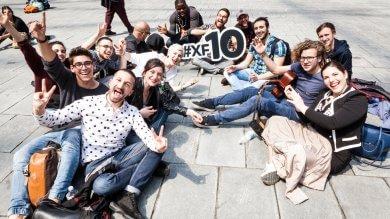 Debutta a Torino la nuova giuria di X-Factor con Arisa e le new entry Agnelli e Soler