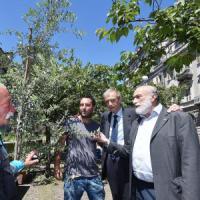 Accordo con Slow Food sul diritto al cibo, nasce il primo orto urbano nel