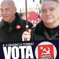 Elezioni a Torino, il comunista Rizzo