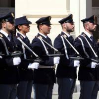 Sicurezza a Torino, reati in calo: il bilancio alla festa della polizia