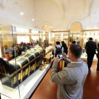 Vetrina a Washington per il Museo Egizio di Torino