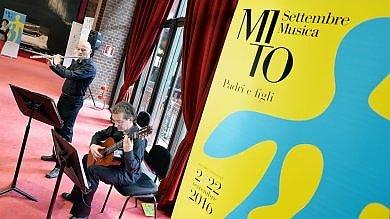 """MiTo, la svolta: """"Musica per padri e figli""""  con 160 concerti e un pubblico europeo"""