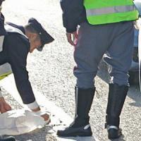 Verolengo, scooterista di 39 anni finisce su un cordolo, cade e muore