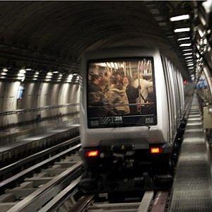 Torino una donna muore d 39 infarto sul metro linea - Gtt torino porta nuova ...