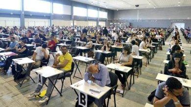 Concorsone per la scuola in Piemonte:  in 3600 provano a  diventare maestri