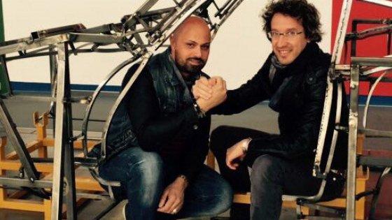 """Asfanè, la supercar """"Made in Torino"""" debutta al Salone dell'auto"""