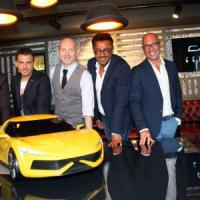 Torino, si chiama Genesi la concept car che s'ispira ai grandi designer