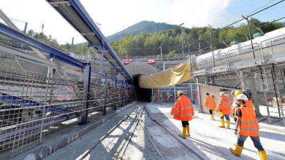 Tunnel della Tav: lo scavo non partirà da Susa ma da Chiomonte