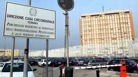 Torino, violenza in carcere: detenuto per omicidio picchia agente penitenziario