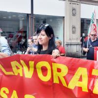 Piemonte, in piazza diecimila metalmeccanici: alta adesione allo sciopero