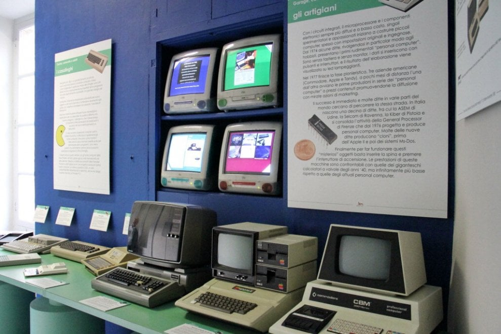 Ivrea, rischia di chiudere il museo dei computer Olivetti