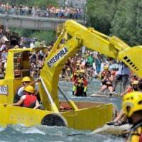 Val Susa, anche una band di ragazze giapponesi alla folle gara sui vascelli