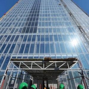 Grattacielo regione annuncio shock tre anni e mezzo per for Grattacielo torino fuksas