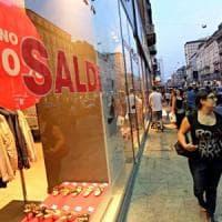 Torino, via ai saldi: è l'anno dei negozi